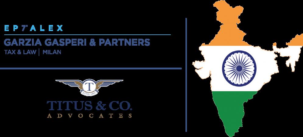 Eptalex e Titus&Co. Advocates: un ponte con l'India