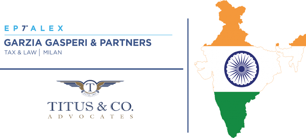 Eptalex and Titus&Co. Advocates: a bridge with India