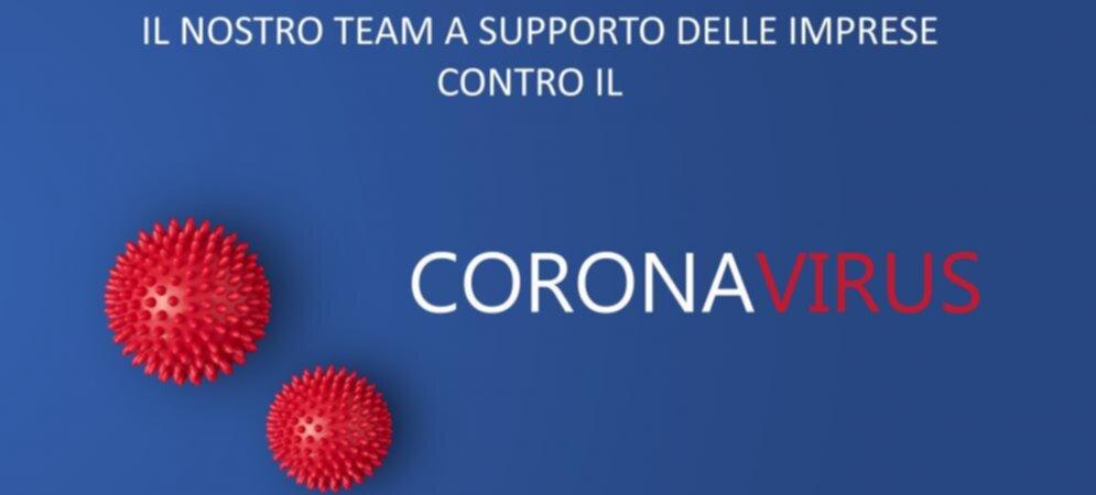 Emergenza Covid19 - Un team a supporto delle imprese